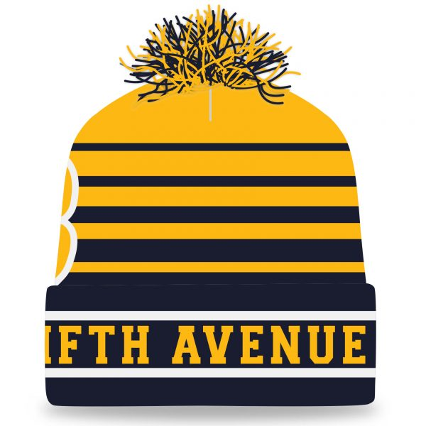 Fifth Avenue Winter Knit Hat