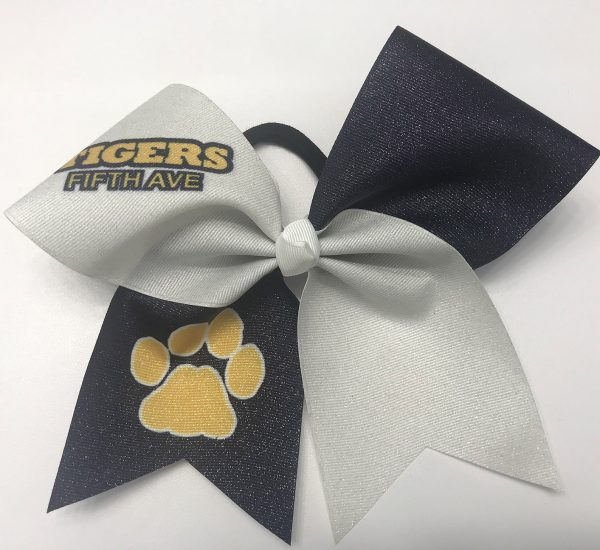 Fifth Avenue Girls Spirit Glitter Bow