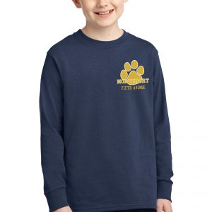 Classic Fifth Avenue Youth Long Sleeve Tee