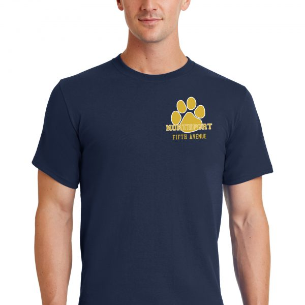 Men's Fifth Avenue Paw Tee