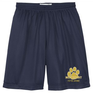 Fifth Avenue Youth Mesh Short
