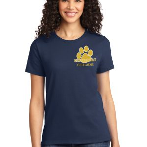 Women's Fifth Avenue Paw Tee