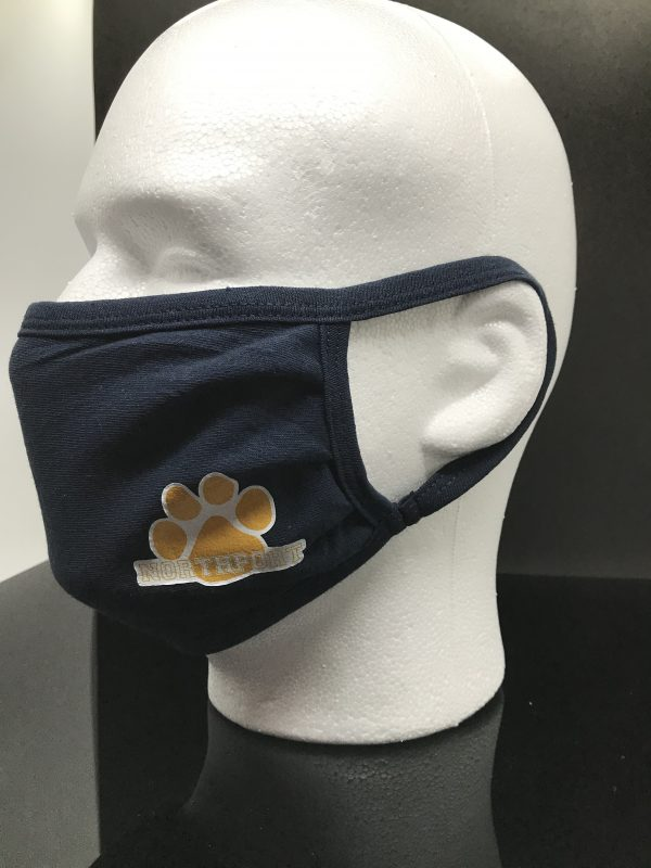 Northport Tiger Paw Mask
