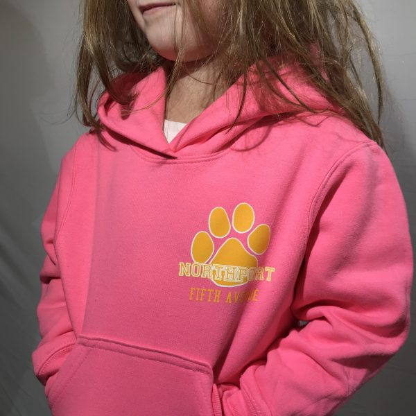 Fifth Avenue Girls Hoodie