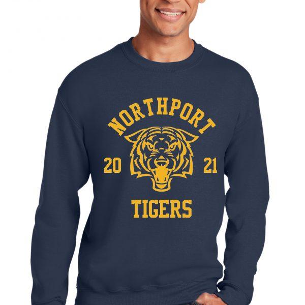 Adult Tiger 2021 Sweatshirt