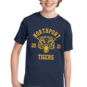 Youth Tiger 2021 Tee