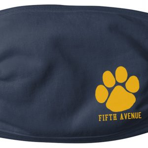 Fifth Avenue Tiger Paw Mask