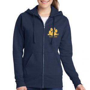 Women's Fifth Avenue Full-Zip Hooded Sweatshirt