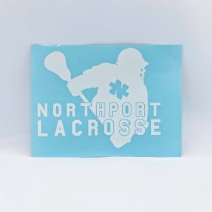 Northport Boys Lacrosse Decal