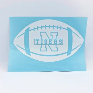 Northport Football Large Decal