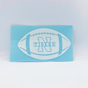 Northport Football Small Decal