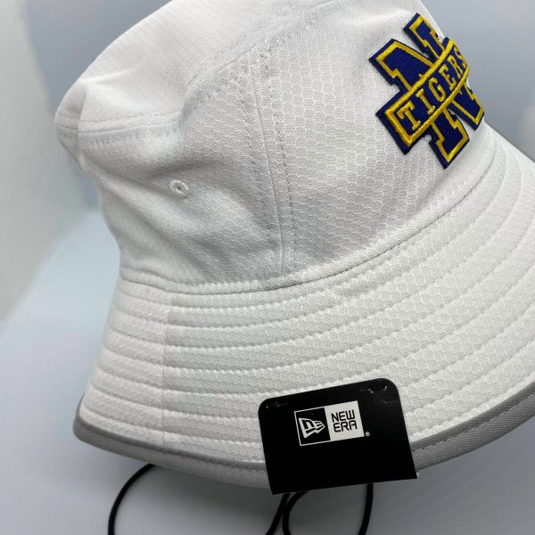 Northport Tigers Bucket Hat - White