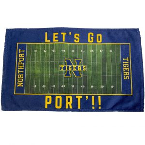 Northport Tigers Rally Towel